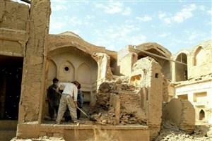 بودجهها برای مرمت  آثار تاریخی  کافی نیست