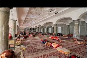 اسکان یک میلیون و ۸۰۰ هزار زائر در صحن حضرت زهرا(س)/ارائه خدمات 40 روزه به موکبداران/عکس