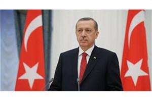 تسلیت اردوغان به بازماندگان زلزله ایران