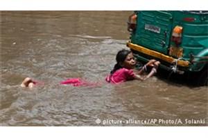 بروز سیل شدید در هند جان ۲۵۰ نفر را گرفت