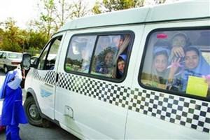 هشدار پلیس راهور به والدین دانش آموزان در مورد سرویس مدارس