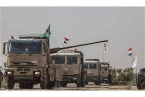 الحشد الشعبی حمله داعش به «نفت خانه» در نزدیکی مرز با ایران را ناکام گذاشت