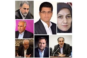 «این هفت نفر»/شهردارهای آماده به خدمت
