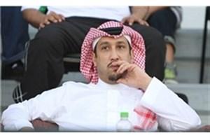 رئیس باشگاه الاهلی برای تماشای بازی با پرسپولیس به مسقط رسید