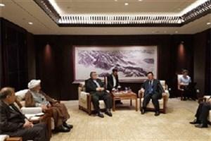 ابراهیمی :مناسبات ایران و چین در همه زمینه ها در حال توسعه است