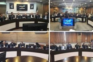 آغاز مراسم تحلیف پنجمین دوره شورای اسلامی شهر همدان