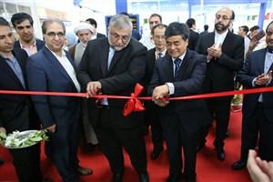 آغاز  فعالیت غرفه ایران در نمایشگاه پکن