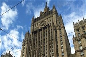 روسیه: ادعای آمریکا درباره بکارگیری سلاح های شیمیایی سوریه دخالت در این کشور است
