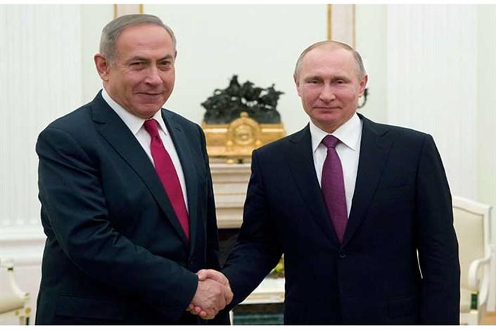 دیدار پوتین و نتانیاهو