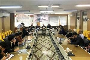 رئیس پنجمین دوره شورای شهر گرگان انتخاب شد