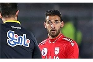 باشگاه پرسپولیس به دنبال دریافت مجوز بازی نوراللهی از هفته پنجم