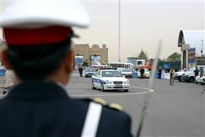 تدارک تمهیدات ترافیکی پلیس راهور در روزهای محرم