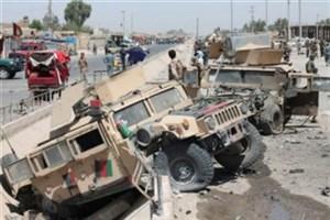 47 کشته و زخمی در حمله انتحاری به مقر فرماندهی پلیس هلمند