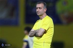 کمالوند: شرایط خوب باشد در نفت آبادان میمانم/ مقابل استقلال خوزستان با تمام توان بازی میکنیم