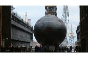 اسامی سه زیردریایی جدید روسی