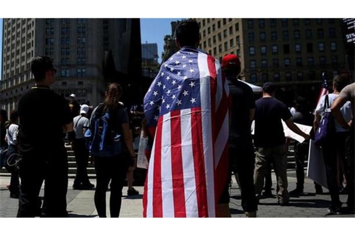 تجمع ضد اسلامی در آمریکا