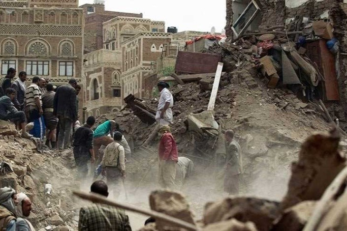 حمله هوایی به یمن