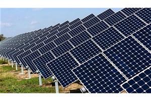 احداث نیروگاه خورشیدی 10مگاواتی با هزینه 50 میلیارد تومان