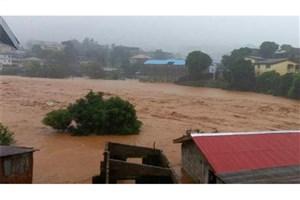 افزایش قربانیان سیل و رانش زمین در سیرالئون به 499 نفر
