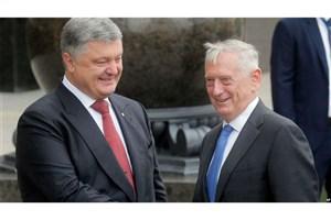 جیم ماتیس: روسیه به دنبال تغییر مرزهای بین المللی است