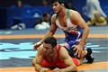 Qaem Shahr IAU Student Wins Gold  at Paris World Wrestling