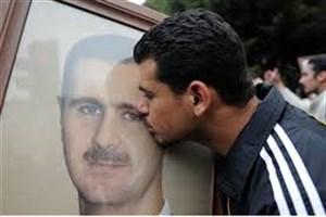 بشار اسد ماندنی است