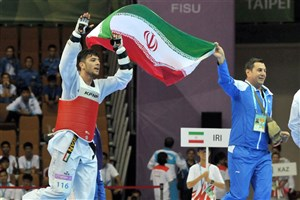 Mianeh IAU Students End individual Career with Gold