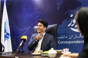 حضور محمد معتمدی در ایسکانیوز/از تصمیم ناگهانی لطفی تا  سخنانی با رئیس جمهور