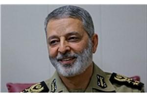 فرمانده کل ارتش به پیام های تشکر امام جمعه اهل سنت استان کرمانشاه پاسخ داد
