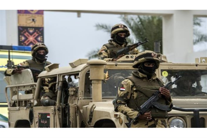 ارتش مصر در سینا