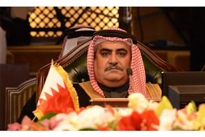 وزیر خارجه بحرین: باید ایران را مهار کنیم