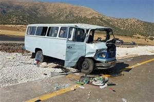 رشد ۹.۵ درصدی تلفات تصادفات رانندگی در تیر ۹۶