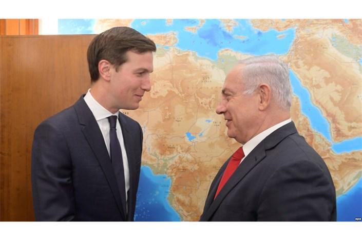 کوشنر نتانیاهو