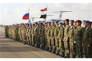 رزمایش نظامی مشترک مصر و روسیه