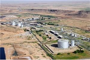 کاهش تولید نفت ماهانه ایران
