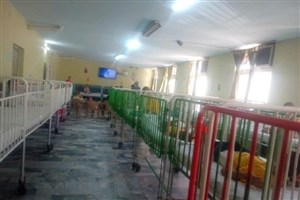 آسایشگاه کودکان معلول ذهنی آماده دریافت گوسفند قربانی شهروندان است