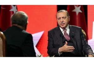 اردوغان: در کمک های بشردوستانه و توسعه پس ازآمریکا قرار داریم