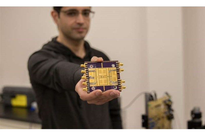 Iranian Researchers Develop Next-gen  High-Frequency Chip