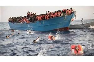 نجات 500 مهاجر توسط گارد ساحلی لیبی