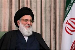 بازدید آیت الله هاشمی شاهرودی از مقر نُجَباء در عراق
