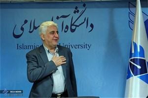 بدرقه گروه های جهادی  با حضور  رییس دانشگاه آزاد اسلامی