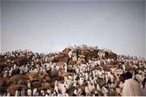 دو میلیون  زائر عرفات را ترک و به سمت مشعرمی  روند