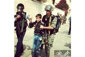 بازداشت 850 کودک فلسطینی
