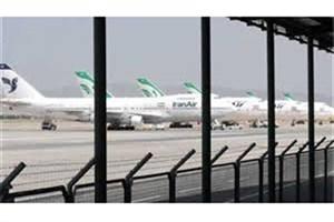 آمادهسازی و تجهیز سالن حج  فرودگاه امام برای بازگشت حجاج