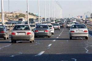 افزایش 10 درصدی تردد در محورهای برون شهری
