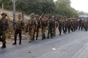 موفقیت  ارتش سوریه در دیرالزور