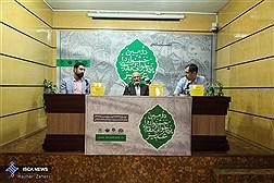 نشست خبری جشنواره پرده خوانی و نقالی