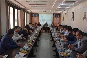 Afghanistan Academic Delegation Visits Mashhad IAU
