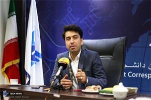 آوازخوانی محمد معتمدی در ایسکانیوز+ویدئو