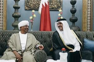 تماس تلفنی امیر قطر با عمر البشیر